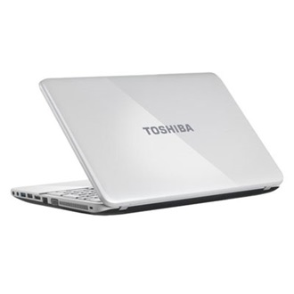 Toshiba Satellite C855-2FG notebook fehér