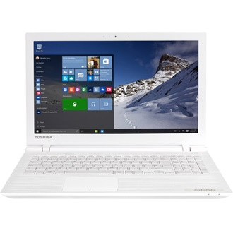 Toshiba Satellite C55-C-11G notebook fehér