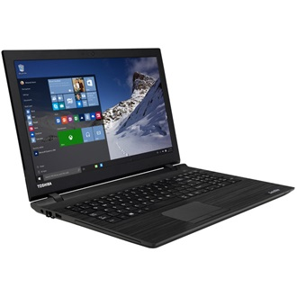 Toshiba Satellite C55-C-11M notebook fekete
