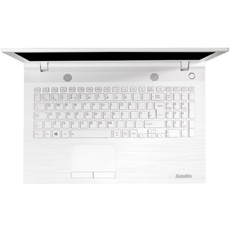 Toshiba Satellite C55-C-173 notebook fehér