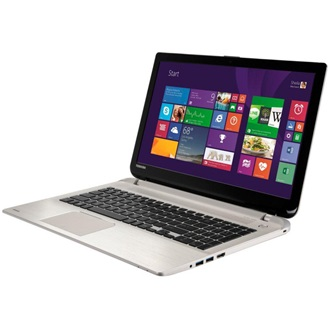 Toshiba Satellite S50-B-150 notebook ezüst