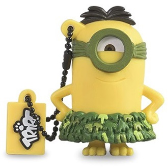 Tribe 8GB MINIONS - Au Naturel USB 2.0 pendrive
