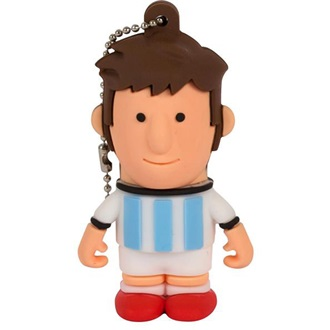 Tribe 4GB FIFA -  MESSI USB 2.0 pendrive