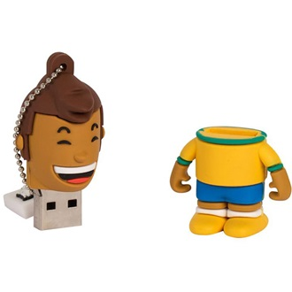 Tribe 4GB FIFA -  NEYMAR USB 2.0 pendrive