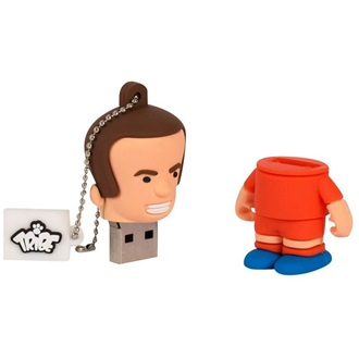 Tribe Pendrive 4GB - FIFA -  ROBBEN (USB2.0) Hollandia