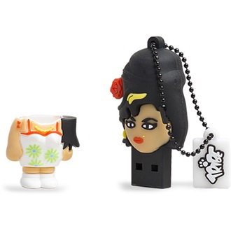 Tribe 4GB TOONSTAR - Wino /Amy Winehouse/ USB 2.0 pendrive