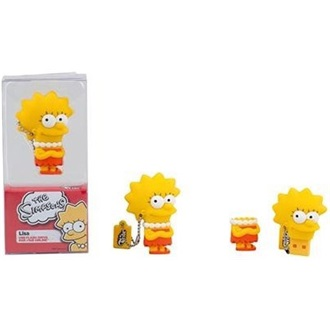 Tribe 8GB SIMPSON CSALÁD - Lisa Simpson USB 2.0 pendrive