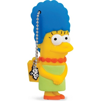 Tribe 8GB SIMPSON CSALÁD - Marge Simpson USB 2.0 pendrive