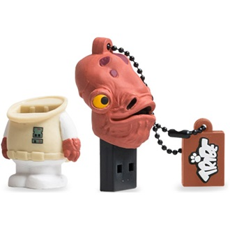 Tribe 8GB STAR WARS - Admiral Ackbar USB 2.0 pendrive