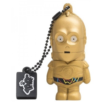 Tribe 8GB STAR WARS - C-3PO USB 2.0 pendrive