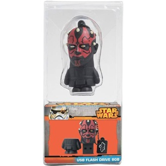 Tribe 8GB STAR WARS - Darth Maul USB 2.0 pendrive