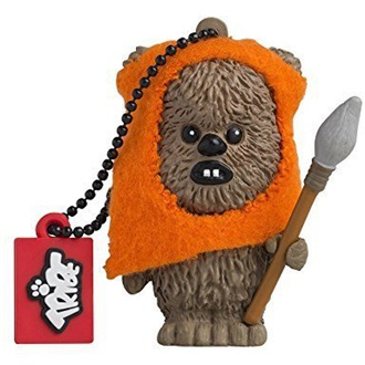 Tribe 8GB STAR WARS - Wicket USB 2.0 pendrive