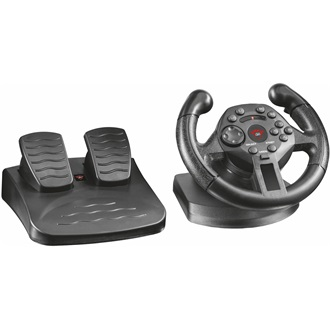 Trust GXT 570 Compact Vibration Racing Wheel