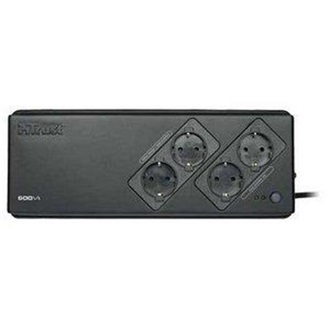 Trust PW-5060S 600VA UPS W/4port Surge Guard