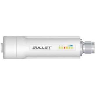 Ubiquiti Bullet M5-HP 5GHz Outdoor Radio, 802.11a/n, 25dBm, PoE, N-type Male