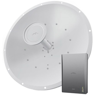 Ubiquiti PowerBridge M10 10GHz Carrier Class airMAX PtP Bridge without Antenna