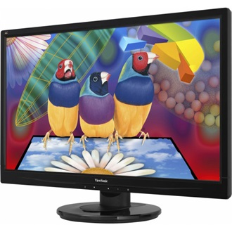 "Viewsonic VA2246M-LED 21.5"" LED monitor fekete"