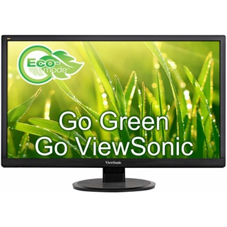 "Viewsonic VA2855Smh 28"" LED monitor fekete"