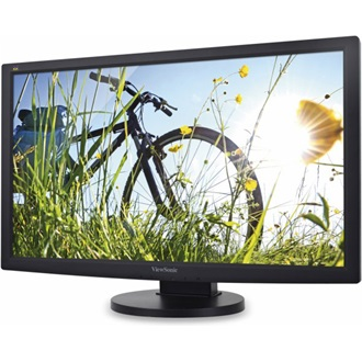 "Viewsonic VG2433-LED 23.6"" LED monitor fekete"