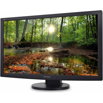 "Viewsonic VG2233-LED 21.5"" LED monitor fekete"