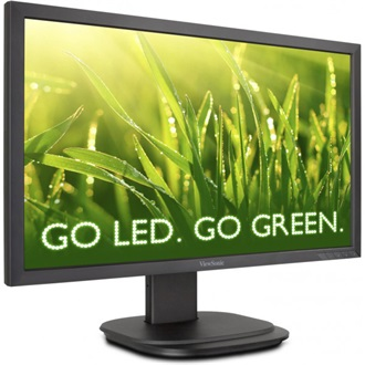 "Viewsonic VG2239M-LED 21.5"" LED monitor fekete"