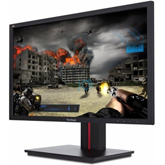 "Viewsonic VG2401MH 24"" LED monitor fekete"