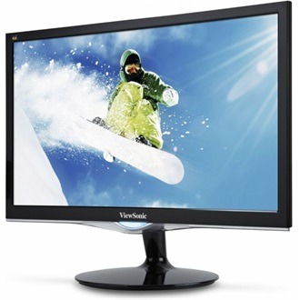 "Viewsonic VX2252MH 21.5"" LED monitor fekete"