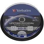 Verbatim M-DISC Lifetime Archival BD-R - 10 Pack