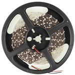 WE Flexible LED Strip 5m | 60psc/m | 3528 | 4.8W/m | 12V DC | warm white