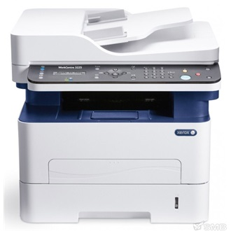 WORKCENTRE 3225 MULTIFUNCTION PRINTER, PRINT/COPY/SCAN/FAX, UP TO 29 PPM, LETTER/LEGAL, PS/PCL, USB/ETHERNET/WIRELESS, 2
