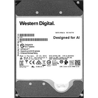 "Western Digital Black 2TB 7200rpm 64MB SATA3 3,5"" HDD Refurbished!!!"