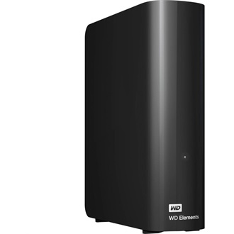 "Western Digital Elements Desktop 5000GB USB3.0 3,5"" HDD fekete"