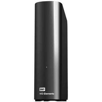 "Western Digital Elements Desktop 3000GB USB3.0 3,5"" külső HDD fekete"