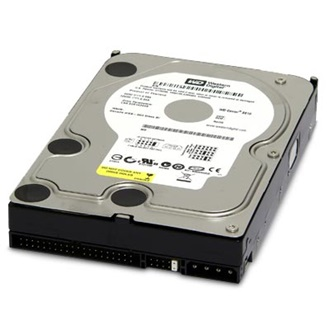 Western Digital IDE 160GB winchester (8MB cache)