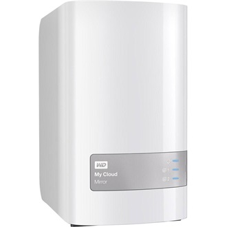 Western Digital My Cloud Mirror 16TB NAS fehér