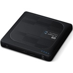"Western Digital My Passport Wireless Pro 2TB Wi-Fi 2,5"" külső HDD fekete"