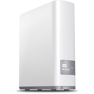 "Western Digital NAS My Cloud 8000GB Ethernet 3,5"" külső HDD"