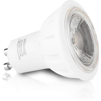 Whitenergy LED pack 5 x GU10, 3W, MR16; 5 x GU10, 5W, COB  1 GRATIS