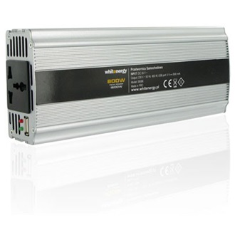 Whitenergy Power inverter 800W
