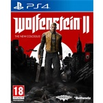 Wolfenstein II: The New Colossus PS4 játékszoftver