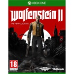 Wolfenstein II: The New Colossus Xbox One játékszoftver