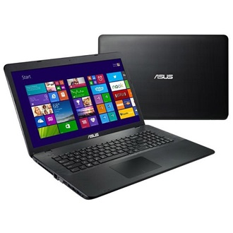 Asus X751NV-TY006T notebook fekete