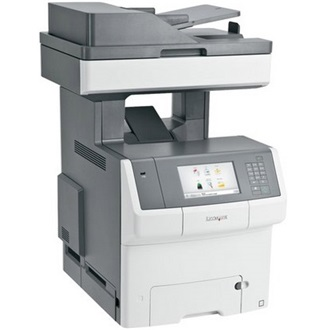 Lexmark X746DE COLORLASER A4, 4IN1 33PPM 512MB DUPLEX