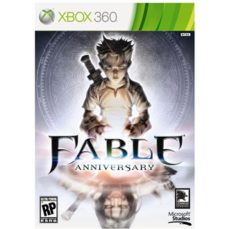 Xbox 360 Fable Anniversary