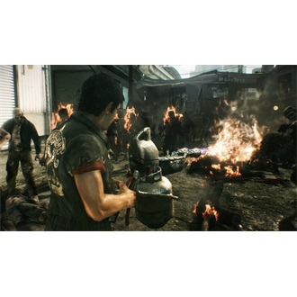 Xbox One Dead Rising 3