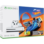 Microsoft Xbox One S 500GB játékkonzol + Forza Horizon 3 Hot Wheels DLC