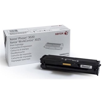 Xerox®  Phaser® 3020 / WorkCentre® 3025Standard-Capacity Print Cartridge