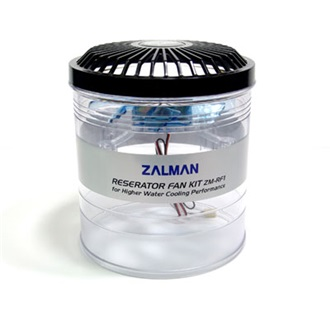 ZALMAN Silent blue LED fan for Reserator1 processzor vízhűtő