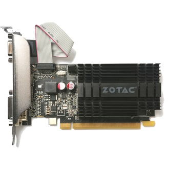Zotac GF GT 710 ZONE EDITION 2GB DDR3 DVI DP HDMI