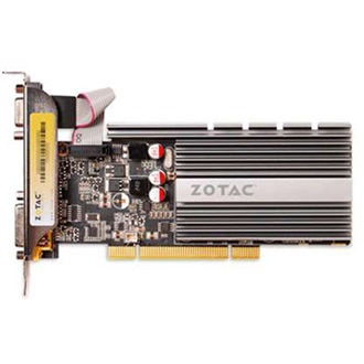 Zotac GeForce GT 610 512MB GDDR3 64bit low profile PCI